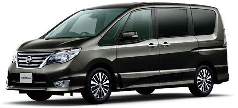 nissan serena nissan serena s hybrid facelift unveiled at tokyo 2013