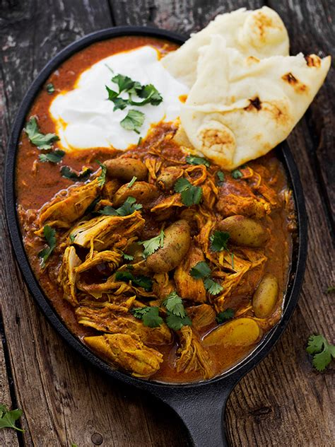 indian spiced chicken stew seasons  suppers