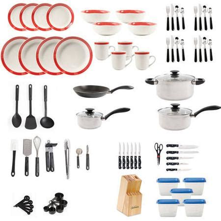 essential cooking tools a kitchen starter kit flip my food gibson home essential total kitchen 83 piece combo set