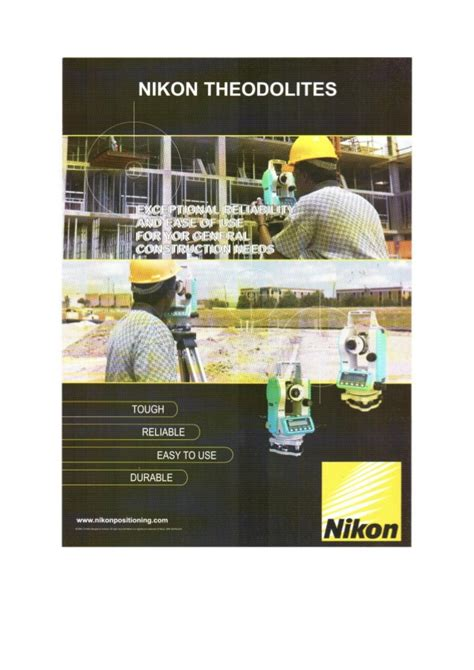 Theodolite Nikon Ne 102 jual theodolite digital nikon ne 100 ne 102 call budi