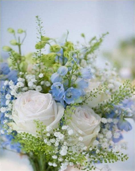 Wedding Flower Ideas Blue by Blue Flowers For Wedding Best 25 Blue Wedding