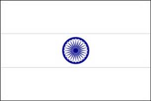 Outline Picture Of Indian National Flag by Drapeau De L Inde Drapeau Indien