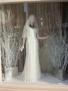 Bridal amp wedding displays with mannequins