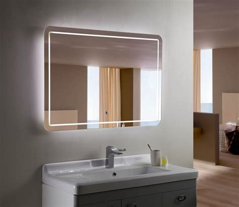 Bathroom Mirror Cut To Size Pristine Wall Mount Makeupmirror Lights Electric Wall Mount Makeup Mirror Mounted Lighted
