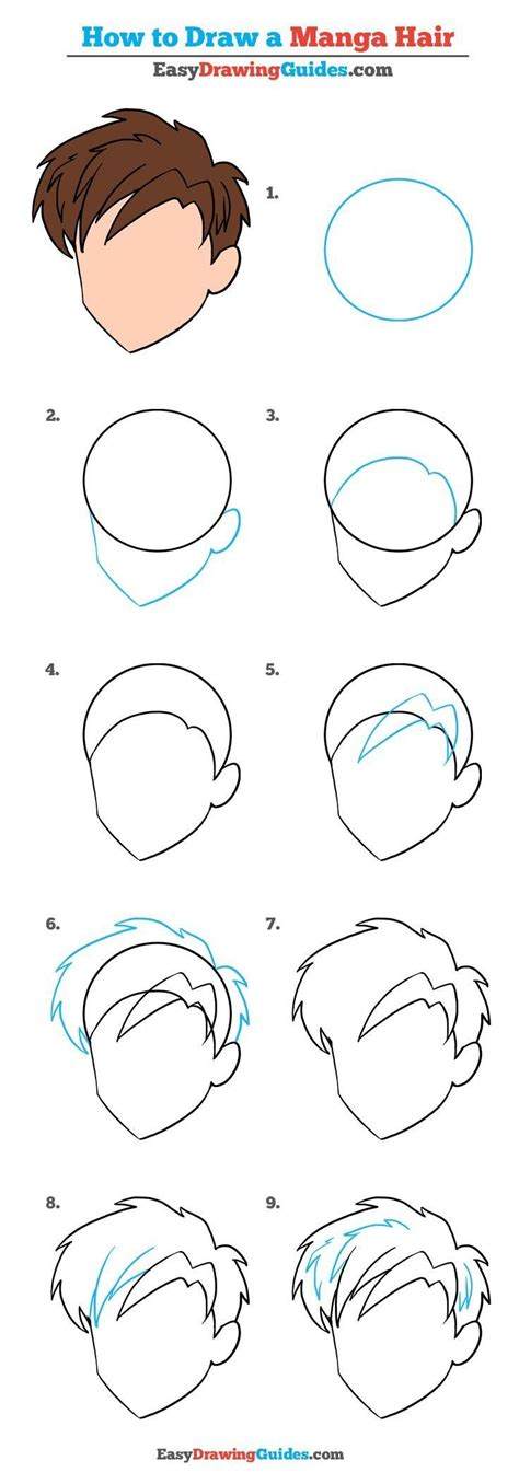 how to draw waves really easy drawing tutorial how to draw hair really easy drawing tutorial