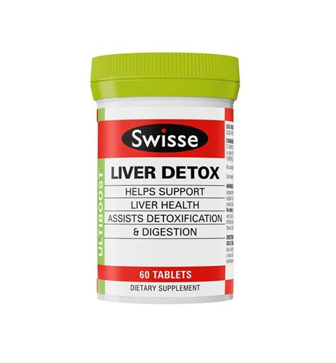 Now Liver Detox by Detox Health 2000
