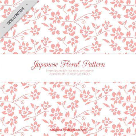 flower pattern freepik hand drawn pink flowers pattern vector free download
