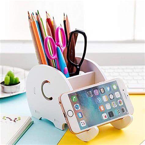 Pen Holder Tempat Pensil white elephant gift ideas whatthegirlssay