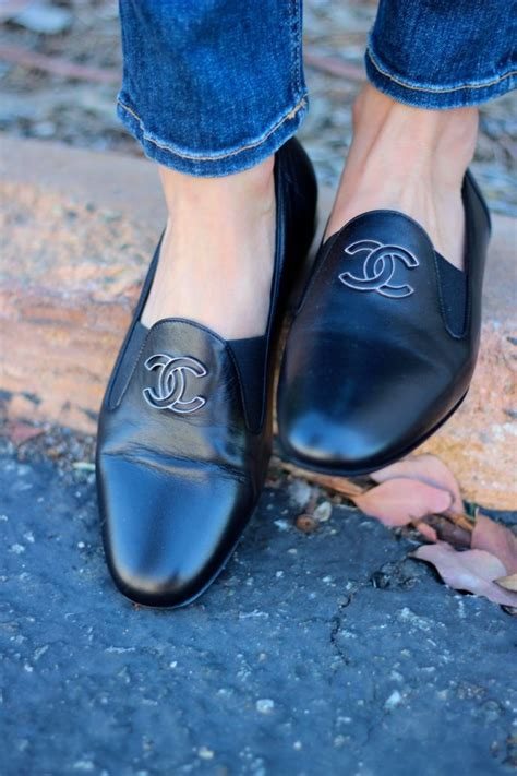 chanel loafer shoes black leather chanel loafers will work for shoes