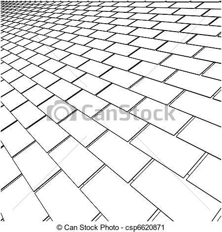 white tiles ceramic brick stock vector illustration of tile roof vector vector clip art search illustration