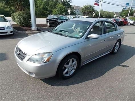 grey nissan altima 2003 nissan altima gray 2003 california with pictures mitula cars