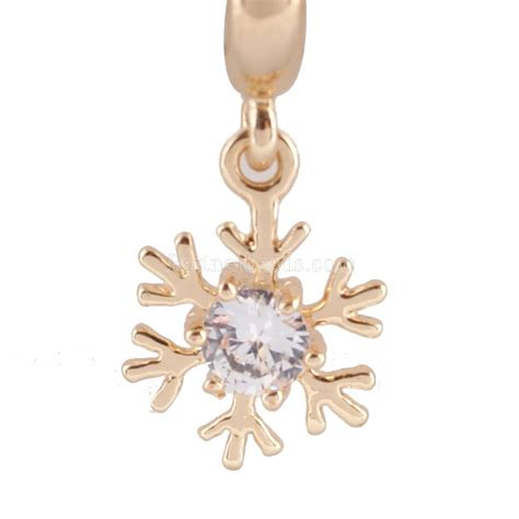 buy wholesale snowflake charms from china snowflake