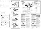 sony cdx gt700hd fd 8g usb 1wire manual
