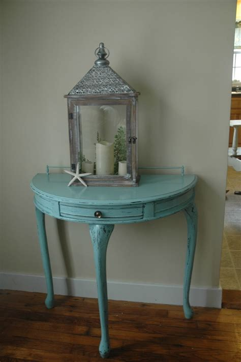 Half Table For Hallway 17 Best Images About Hallway On Pinterest Half Moon Table Antiques And