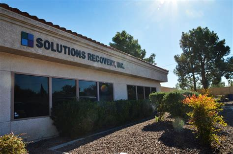 Las Vegas Rapid Detox Clinic by Solutions Recovery American Addiction Centers