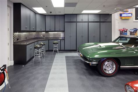 Garage Gallery The Auto Enthusiast Garage Gallery Garage Living