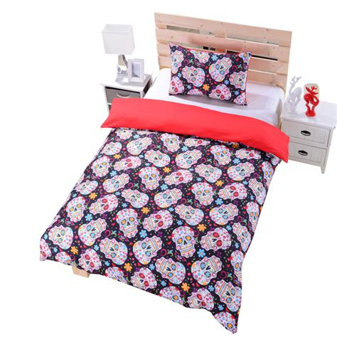 skull bed sheets popular skull sheets queen buy cheap skull sheets queen
