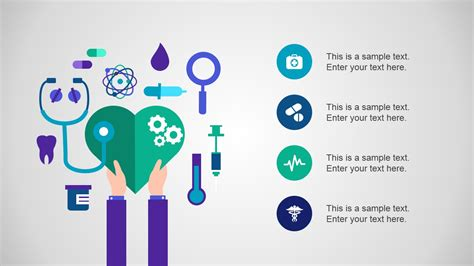 Medical Research Powerpoint Template Slidemodel Powerpoint Research Template