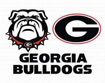 georgia bulldog clipart  clip art