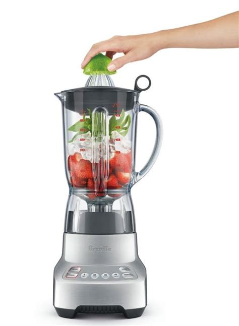 Breville BBL605XL Hemisphere Control Blender Review and