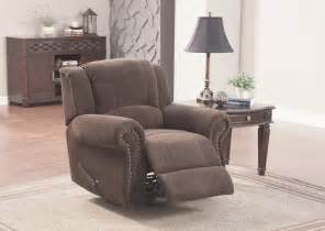living room awesome rocker recliner chair for modern