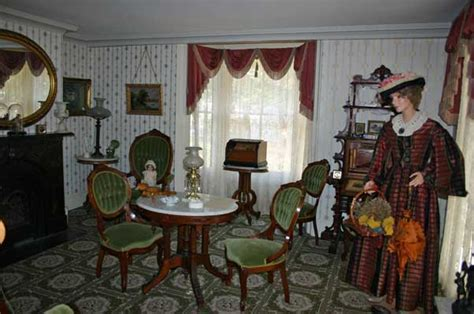 Decorating Victorian Homes by Civil War Blog 187 Victorian Home The Parlor Part 3
