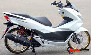 Shock Showa Matik foto gambar modifikasi motor thailook style terbaru 2017