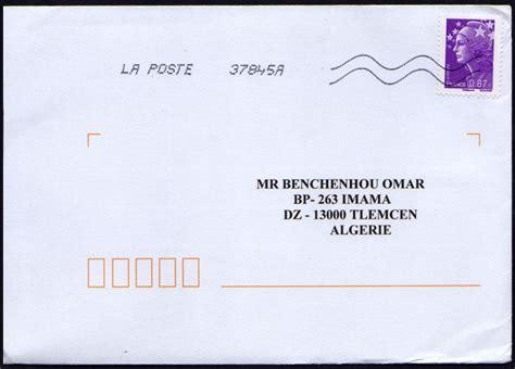 adresse postale lettre 233 lectronique exemple de lettre postale 28 images timbres adh 233 sifs la poste pour les entreprises crsi