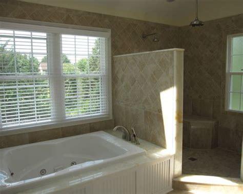 Garden Tub Shower by Garden Tub With Shower Houzz