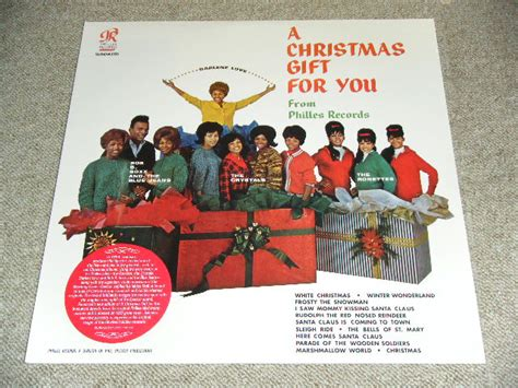 v a omnibus a christmas gift for you from philles