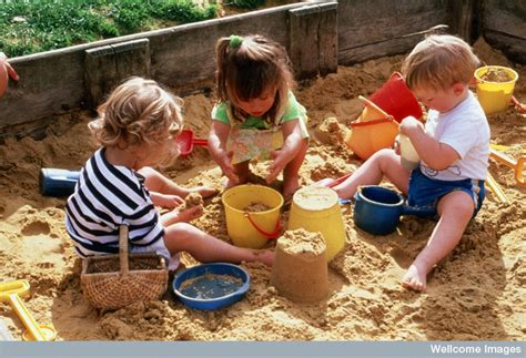 Toys Play Sand Others ask a playground manners