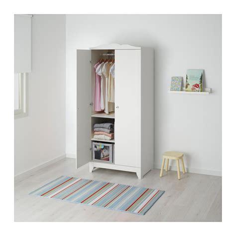 ikea armadio bimbi hensvik wardrobe white 75x174 cm ikea