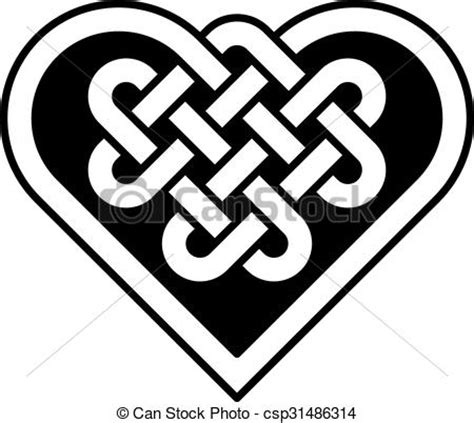 Celtic Wedding Knot Clipart by Celtic Knot Clipart 104