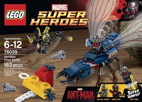 Lego Antman funko sdcc blackout ant hank pym pop vinyl marvel