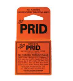 does prids work on ingrown hairs prid drawing salve hyland s homeopathic