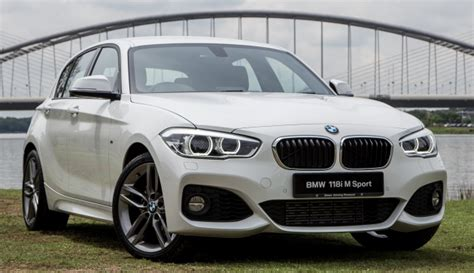 Shadow Bm by Bmw 118i M Sport Launched In Malaysia Rm189k