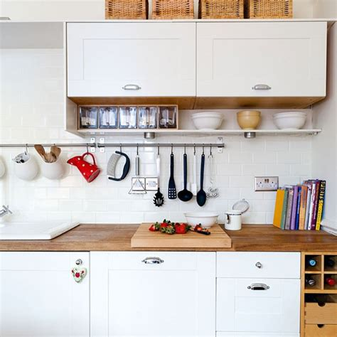 8 easy kitchen storage solutions