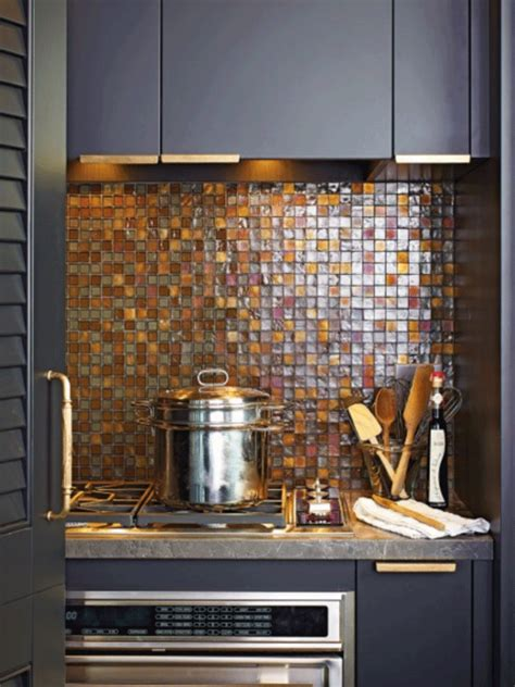 five backsplash and countertop combinations