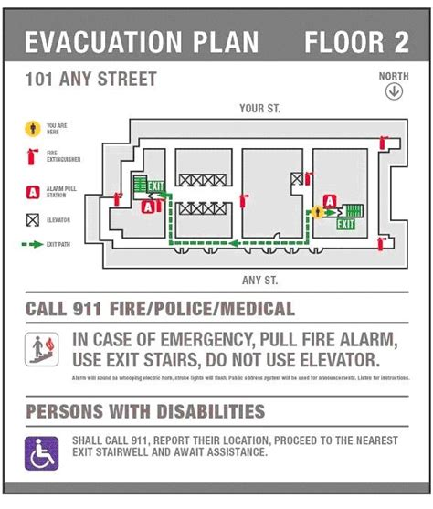 section 20b notice sandiegosigns comemergency evacuation plans