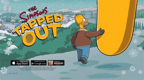 the simpsons tapped out christmas holiday update now available toucharcade - Simpsons Tapped Out Account Giveaway