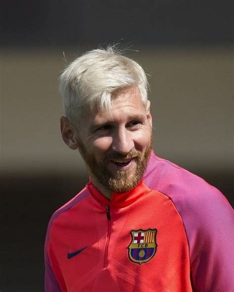 Messi Hairstyle by Lionel Messi Hairstyle 2016 Inspirationseek