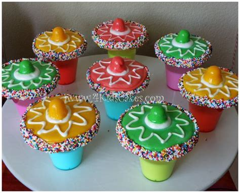 A Mexican Inspired Dessert For Cinco De Mayo by Cinco De Mayo Themed Birthday Themed Birthday