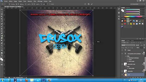 speedart logo photoshop cs6 templates youtube