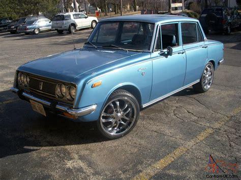 Toyota Corona For Sale Classic Import 1969 Toyota Corona