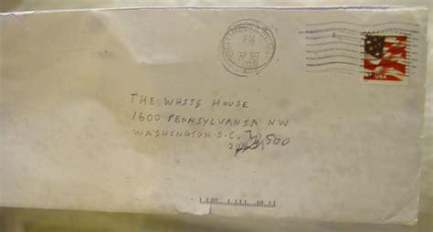 Reference Letter Envelope 2003 Ricin Letters