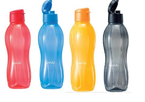 Lock Lock Water Bottle 2 1l Biru tupperware eco bottle flip top 4 1 end 4 26 2019 7 09 pm