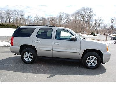 how to fix cars 2008 gmc yukon navigation system sell used 2008 gmc yukon slt navigation dvd camera loaded sunroof leather only 23k miles in