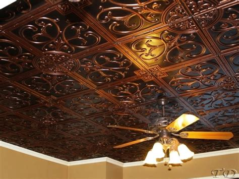 Cost Of Ceiling Tiles 17 Best Ideas About Copper Ceiling On Copper