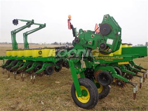 Deere 1770nt Planter Specs by 2003 Deere 1770nt Planter A817427a In Urbana Ohio
