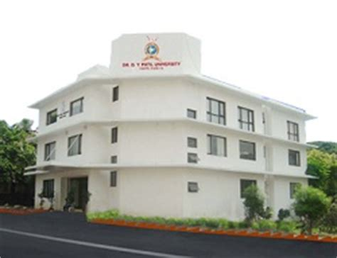 Distance Mba In Dy Patil Pune by Dy Patil Distance Mba